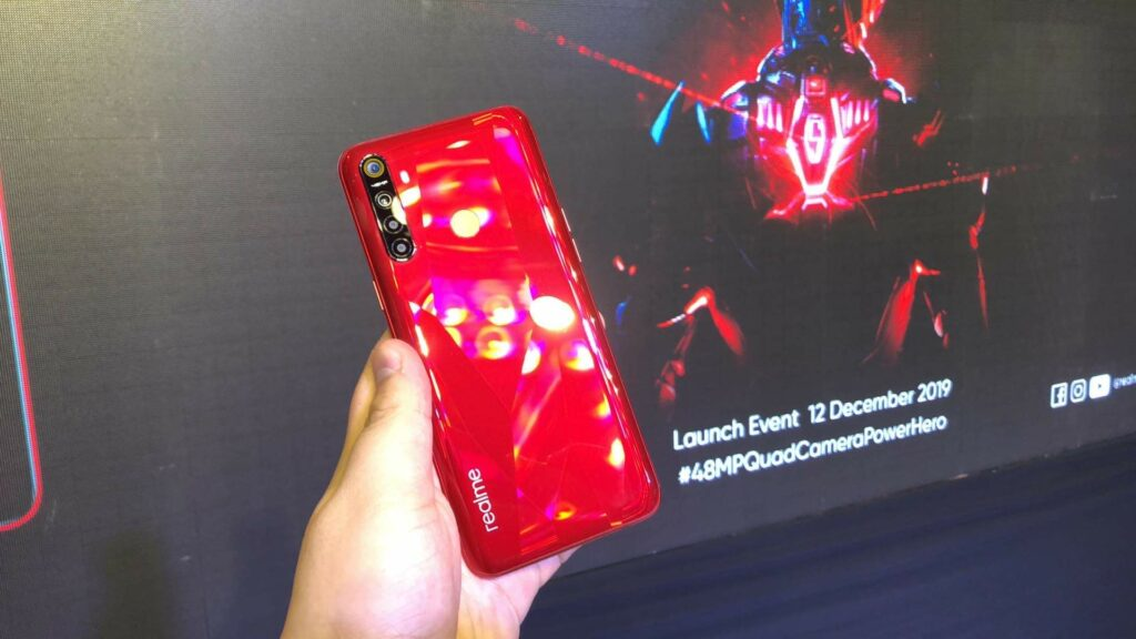 Realme 5s launched in Malaysia at RM799 7