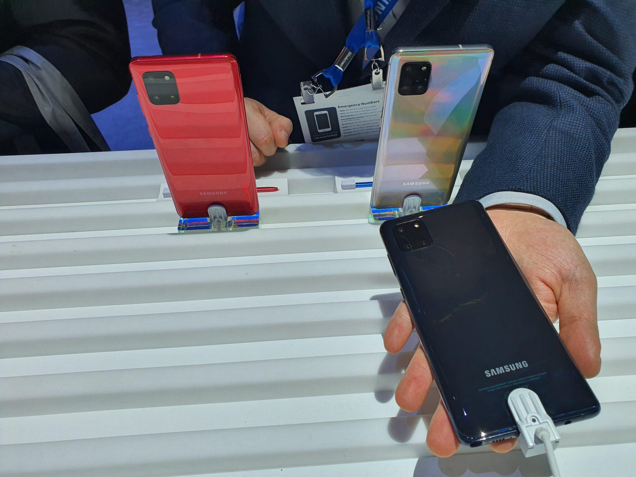 Galaxy Note10Lite