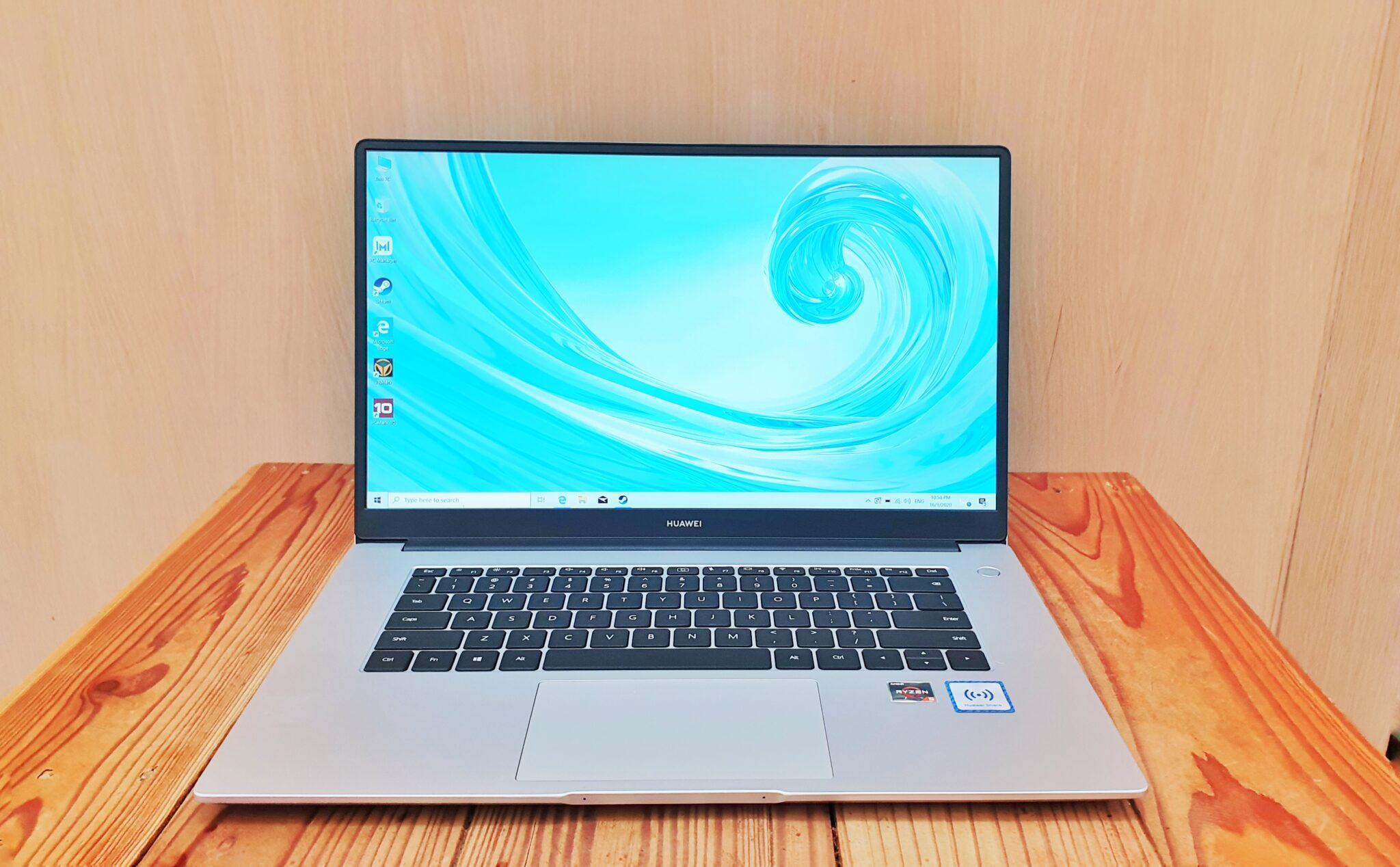 MateBook D 15 profile