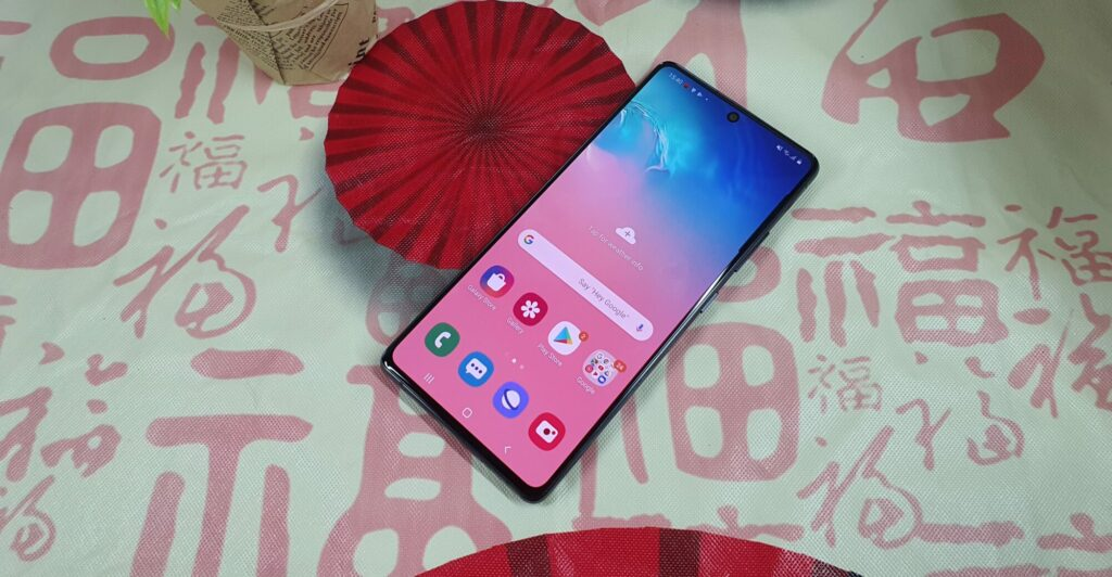 Samsung Galaxy S10 Lite Malaysia Preview - A more Affordable Galaxy S10 series experience? 1