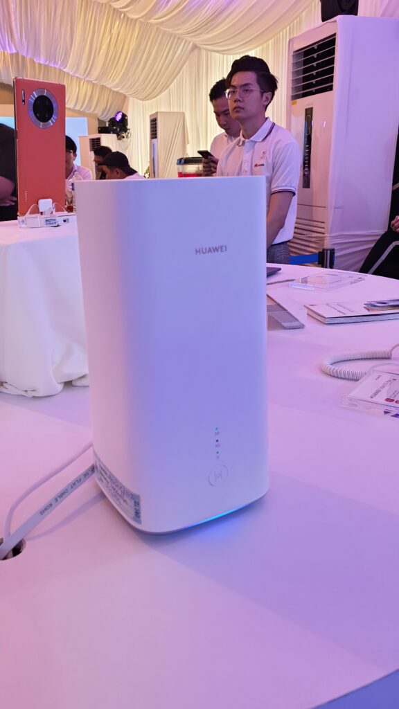 Mate30 Pro 5G huawei router