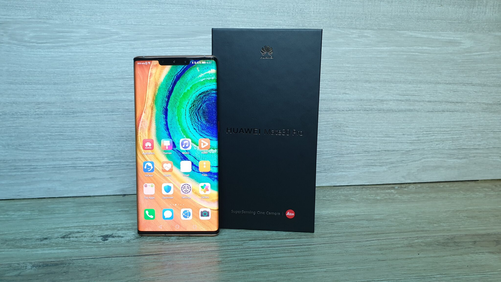 Huawei Mate30 Pro 5G box