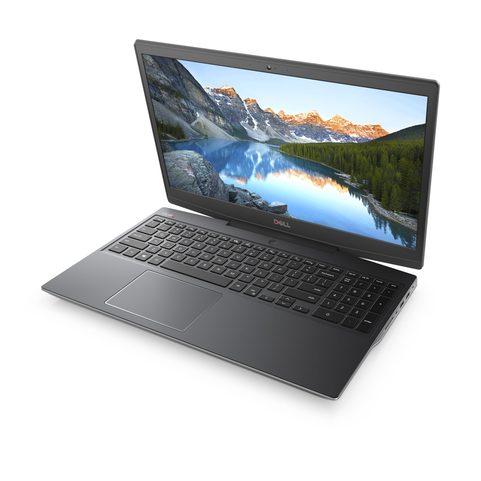 Dell G5 15 Special Edition Ryzen_display view