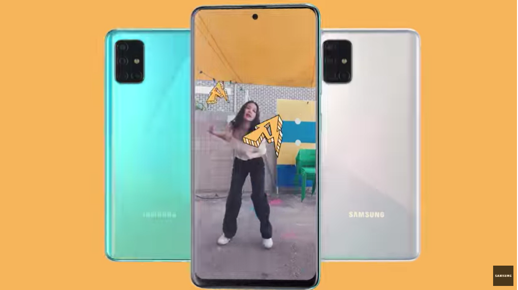 The new Galaxy A series are so awesome that BLACKPINK made #danceawesome moves for it. Learn them here… 2