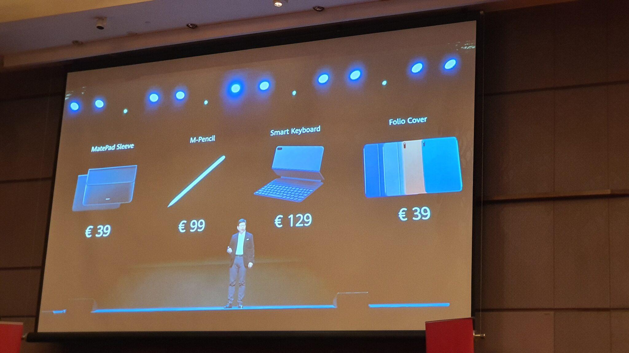 MatePad Pro accessories