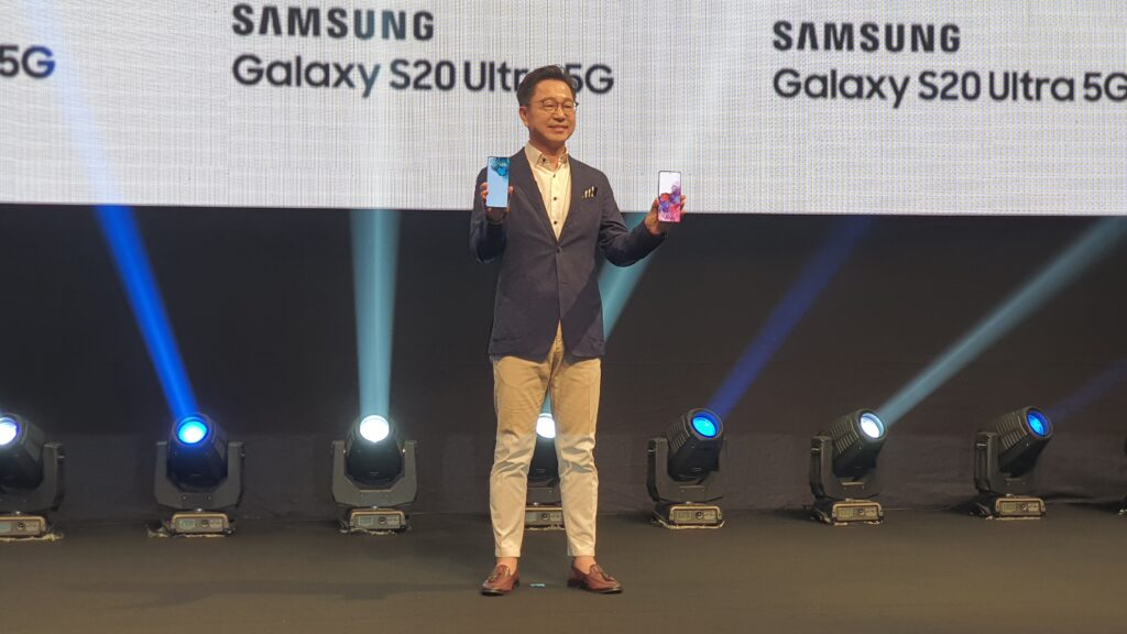 Samsung officially launches the Galaxy S20, S20+ and S20 Ultra 5G in Malaysia - roadshows with amazing freebies! 1