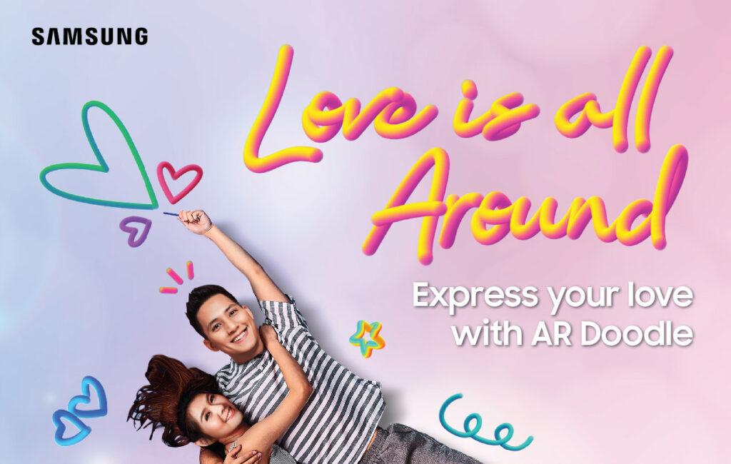 Samsung Love is All Around Galaxy Note10 Lite