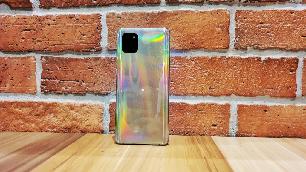Samsung Galaxy Note10 Lite Review - The Delightfully Lite Heavy Hitter 1