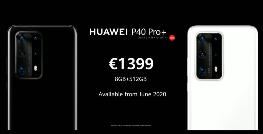 P40 Pro Plus price