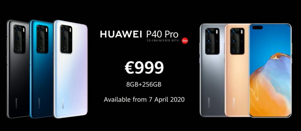 P40 Pro price