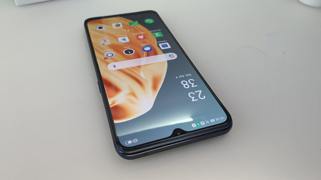 OPPO A91 camera front