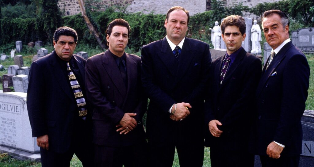 Stream first season classics like the Sopranos on HBO GO for for one month free 6