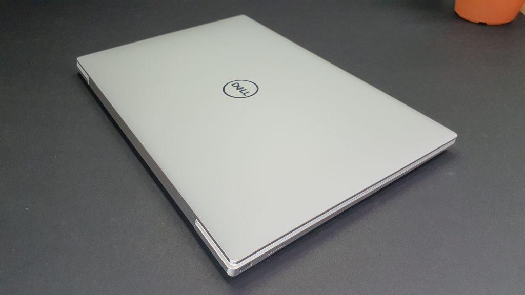 XPS 13 9300 angled