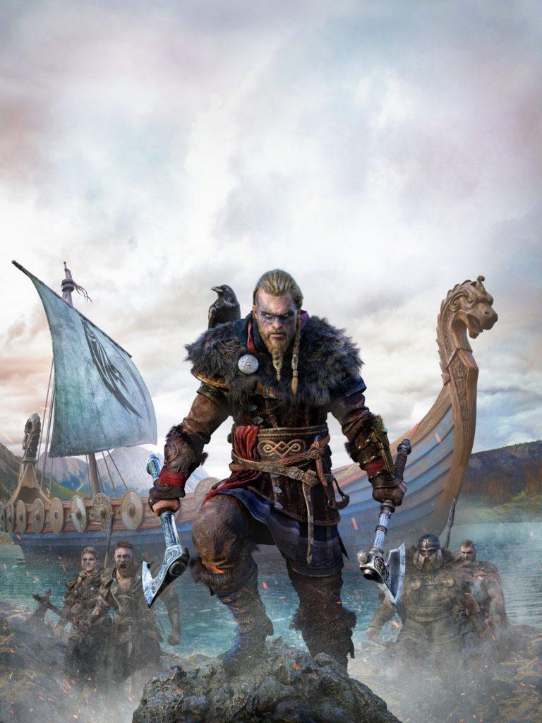 Assassin's Creed Valhalla male
