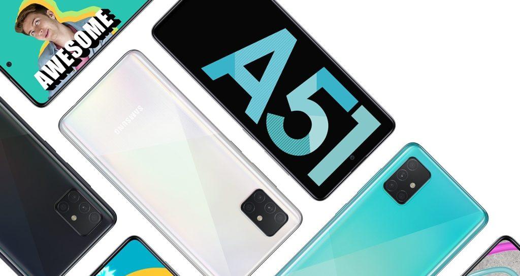 Galaxy A51 8GB image 2