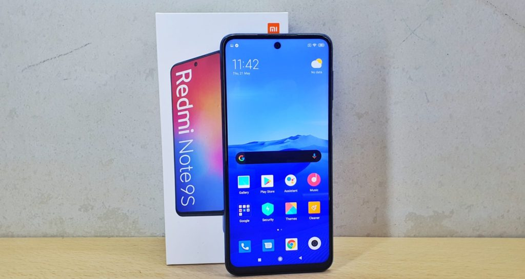 Redmi Note 9S review - Surfing On Cloud 9? 4
