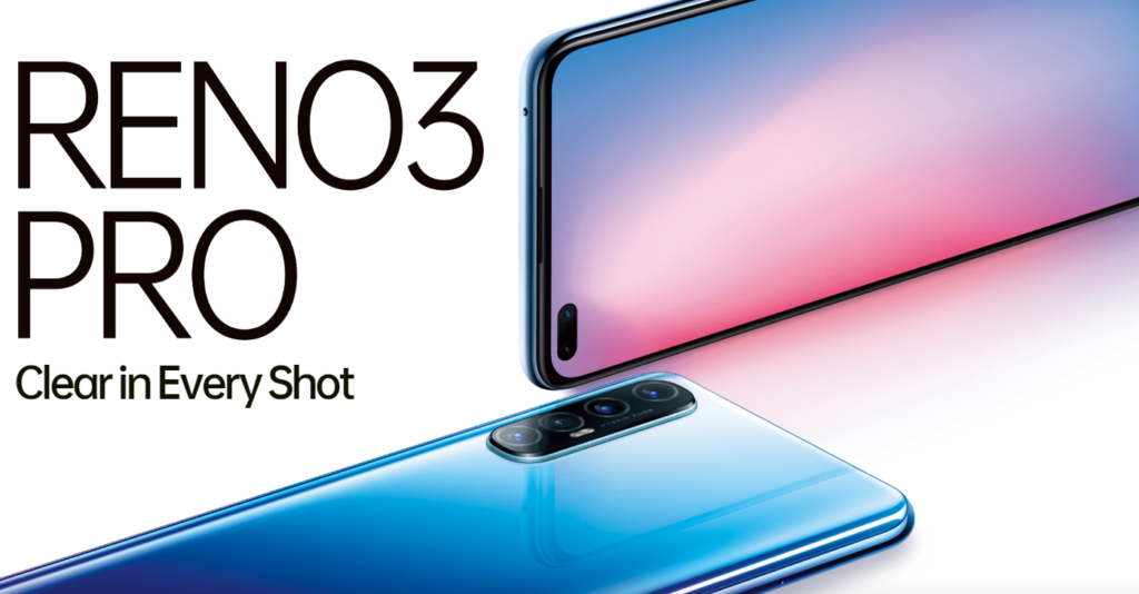 The new OPPO Reno3 Pro with AMOLED displays and quad camera is coming to Malaysia 1