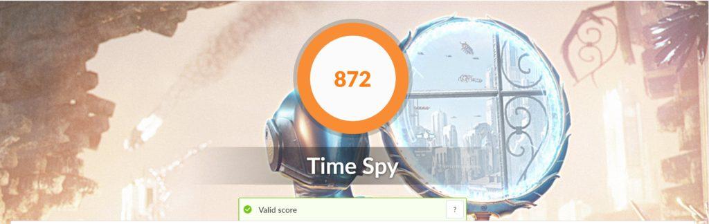 XPS 13 9300 time spy