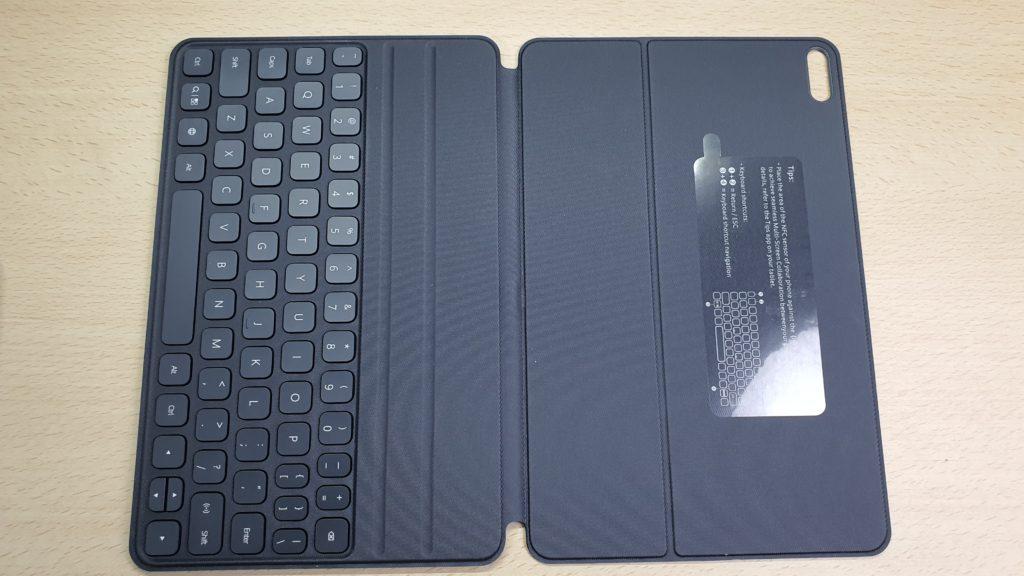 Huawei MatePad Pro smart magnetic keyboard