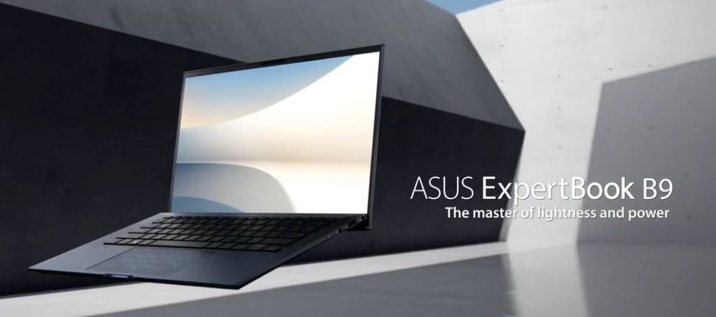 Awesome new Asus ExpertBook B9 (B9450) is the world's lightest 14-inch business laptop at 870g 5