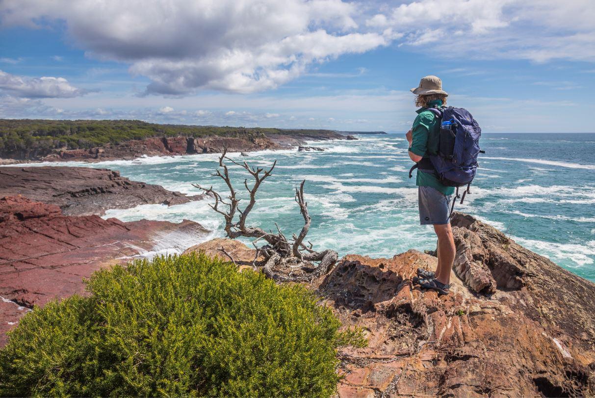 Ben Boyd National Park at Green Cape Credit Destination NSW