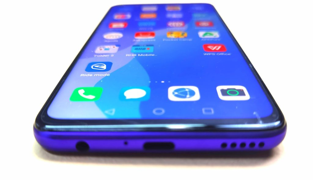 Huawei nova 7 SE Review base