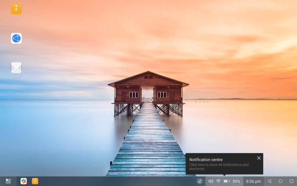 matepad pro desktop mode