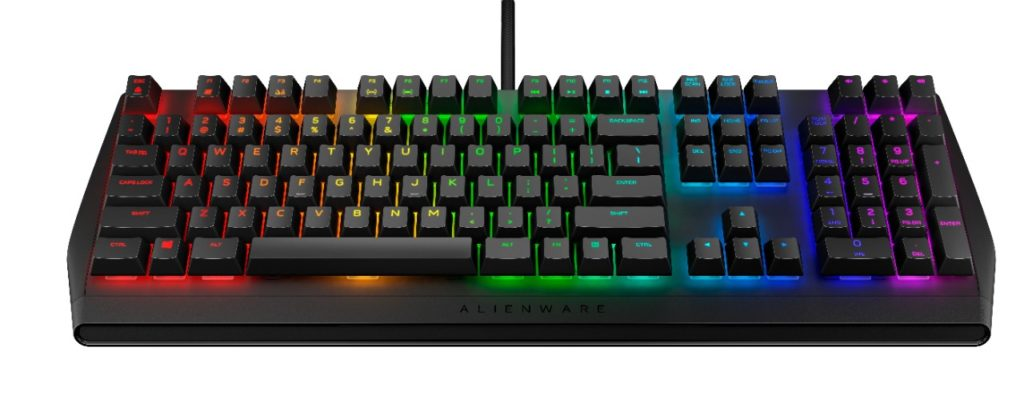 Alienware RGB AW410K gaming keyboard set to invade your desks from USD$129.99 1