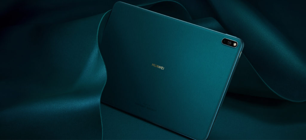 MatePad Pro 5G forest green