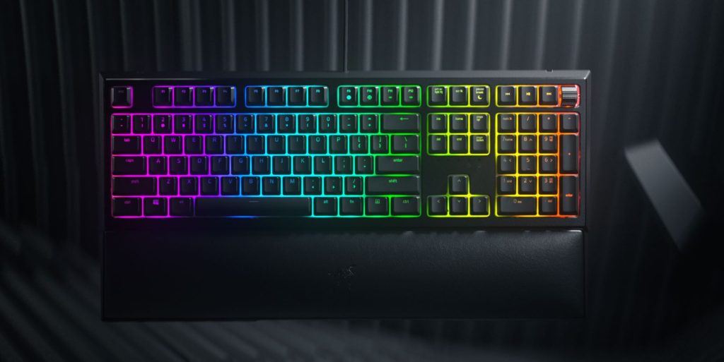 Razer Ornata V2 gaming keyboard has Mecha-Membrane key switches and sweet Chroma lighting; yours for RM499 5