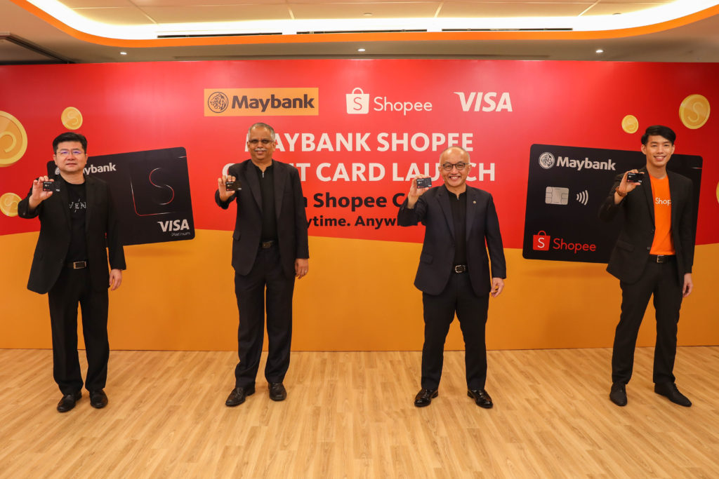 Maybank Shopee Credit card debuts with a slew of perks team