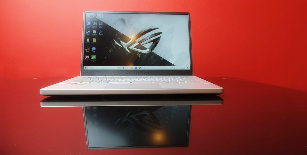 ASUS ROG Zephyrus G14 GA401I Review - Small in Size but Amazingly Full of Surprises 1