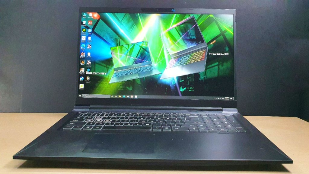 Illegear Rogue Ryzen Review - Is this AMD Ryzen 4000 series gaming laptop an authentic Rogue One? 1