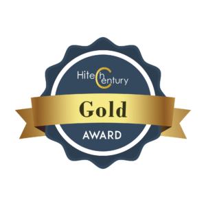Hitech Century Gold Award