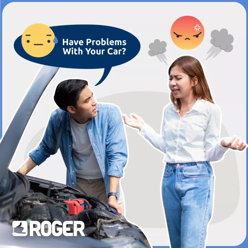 Roger Car Repair 2
