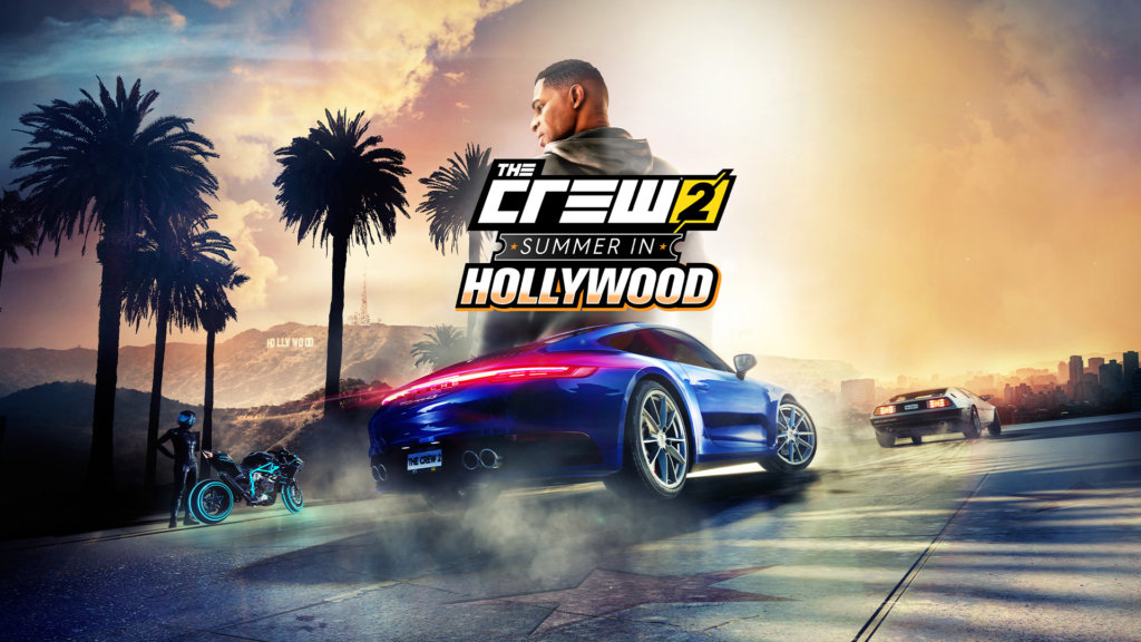 Summer in Hollywood is The Crew 2's sixth free update for PC, XBox One and PS4 1