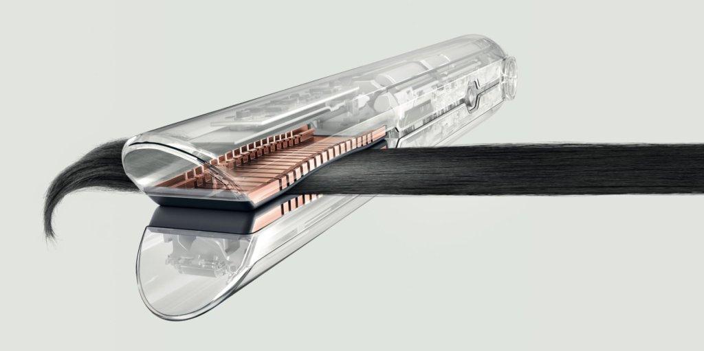 Dyson Corrale flexible plates