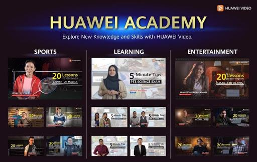 huawei nova 7 se academy