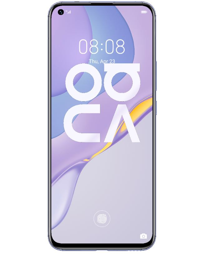 Huawei nova 7 preorder front