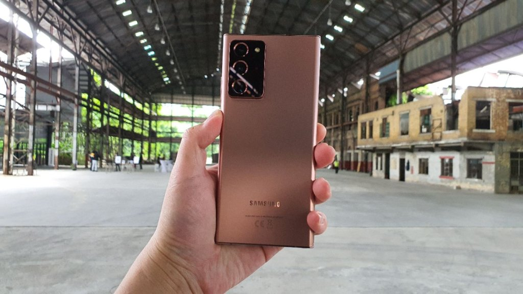 note20 ultra 5G review
