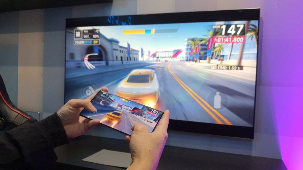 note20 ultra 5g gaming