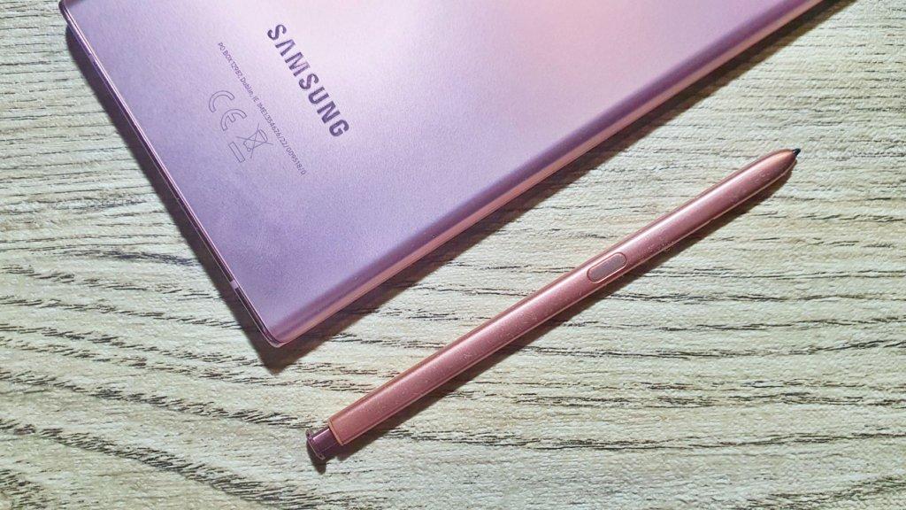 Galaxy Note20 Ultra 5G stylus spen