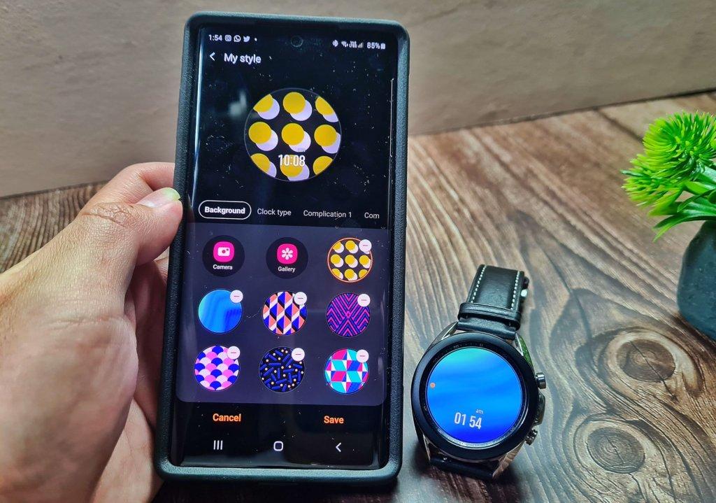 galaxy watch3 samsung