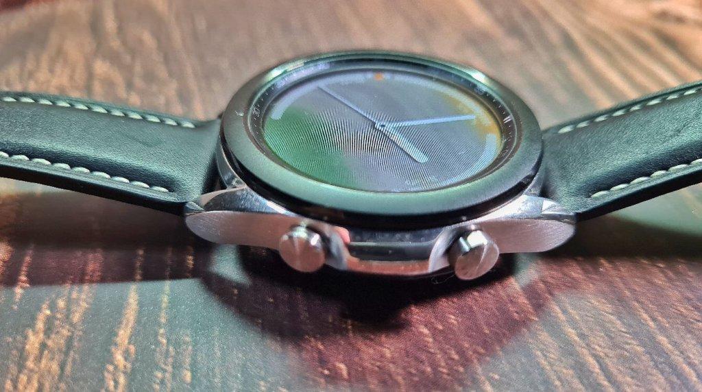 Galaxy Watch3 angled