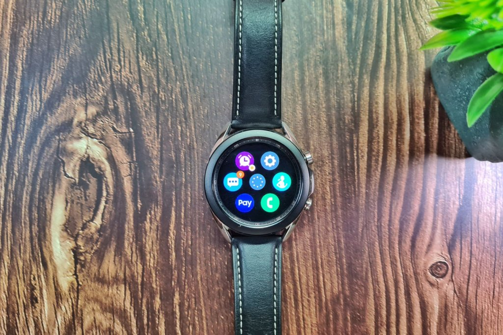 Galaxy Watch 3 front