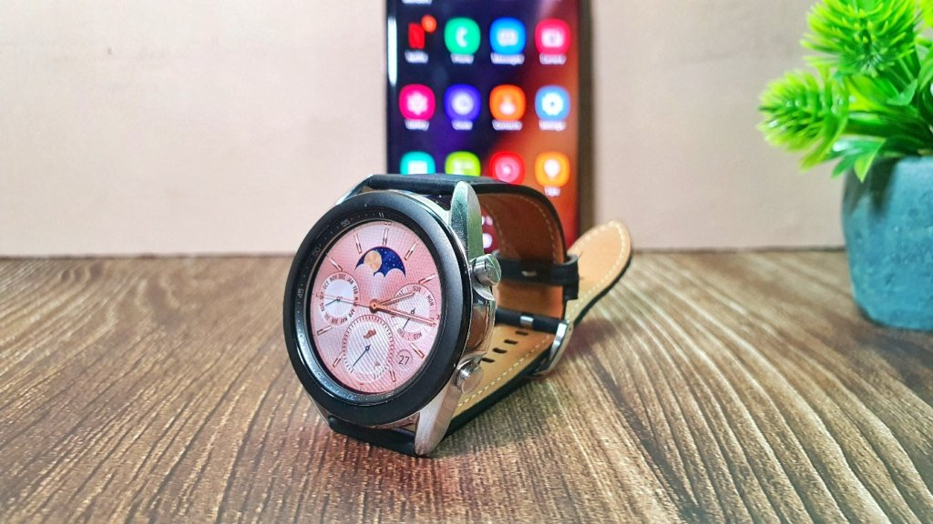 Samsung Galaxy Watch3 Review - Stunningly Designed with Fabulous Fitness Features 3
