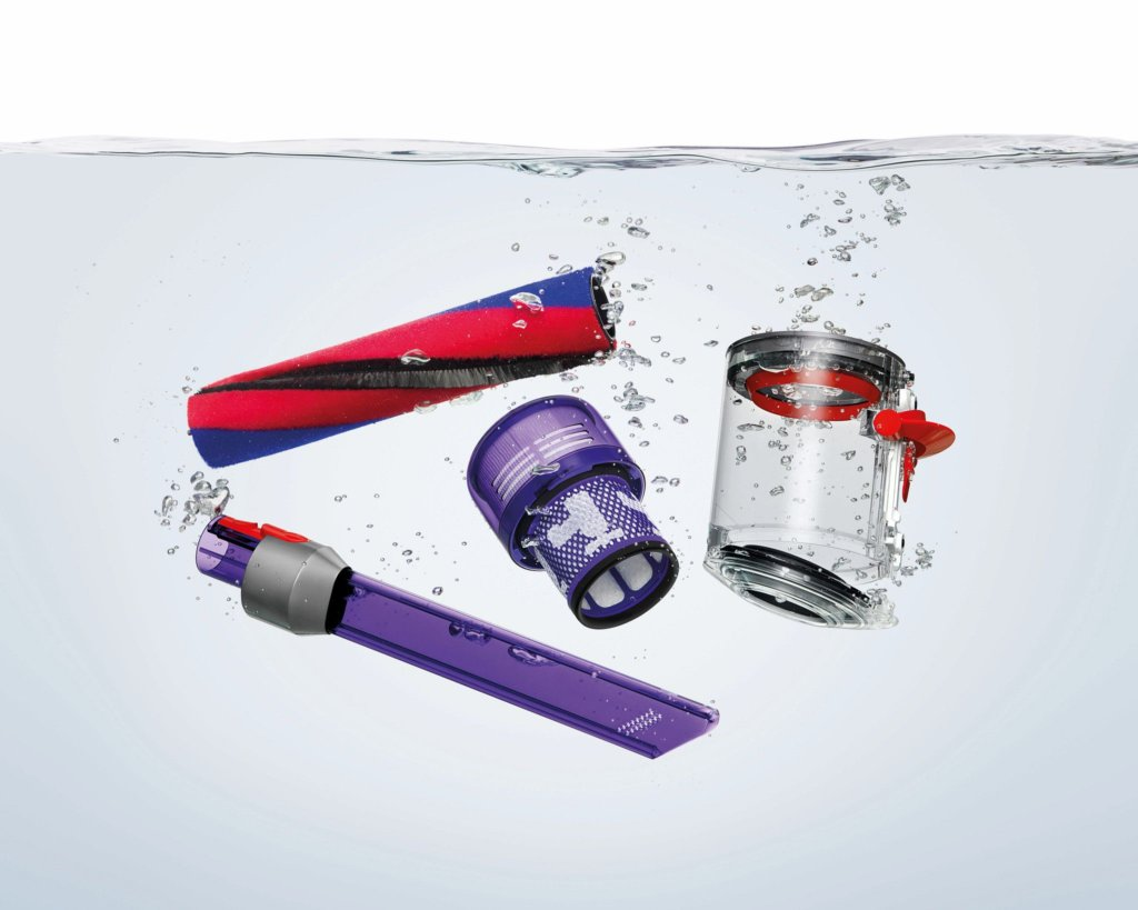 Dyson Digital Slim rinsable extensions