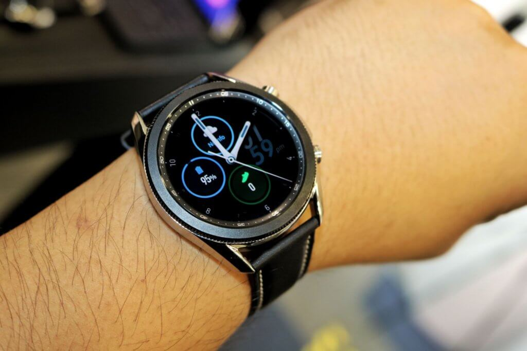 Samsung Galaxy Watch3 adds classic rotating bezel, fall detection and costs from RM1,699 4