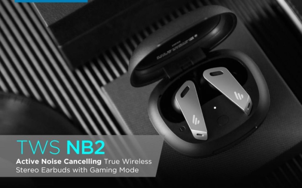 The Edifier TWS NB2 wireless earbuds pack low latency gaming mode and more for RM349 1
