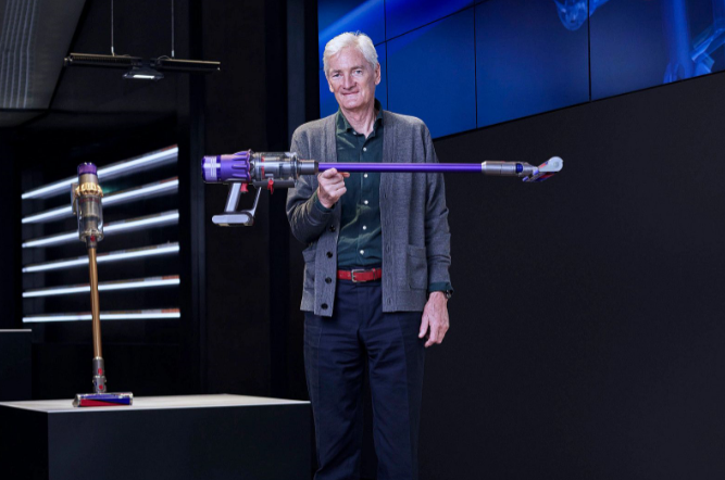 The Dyson Digital Slim is their newest, shockingly powerful yet lightest-ever cordless vacuum for Malaysian homes 1